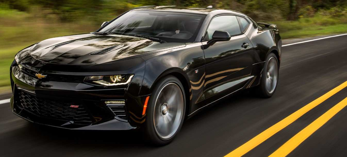 44 All New 2020 Chevrolet Camaro Ss Rumors by 2020 Chevrolet Camaro Ss