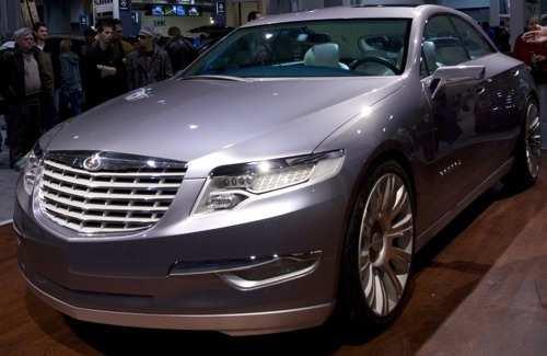 44 All New 2020 Chrysler 300 Redesign Interior by 2020 Chrysler 300 Redesign