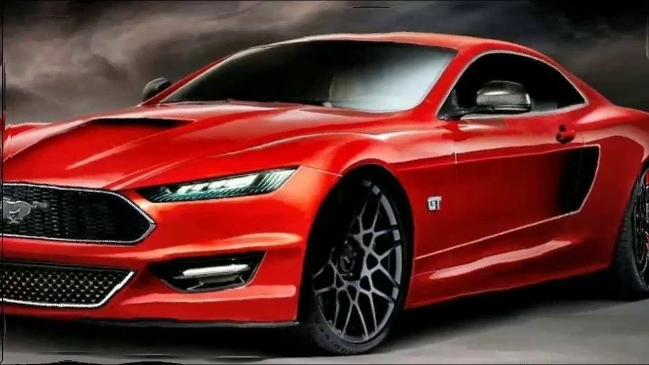 44 All New 2020 Ford Mustang Hybrid Interior by 2020 Ford Mustang Hybrid