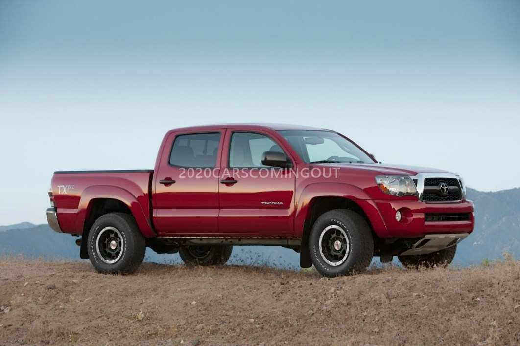44 All New 2020 Toyota Tacoma Trd Pro Redesign with 2020 Toyota Tacoma Trd Pro