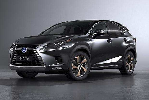 44 All New Nowy Lexus Nx 2019 First Drive with Nowy Lexus Nx 2019