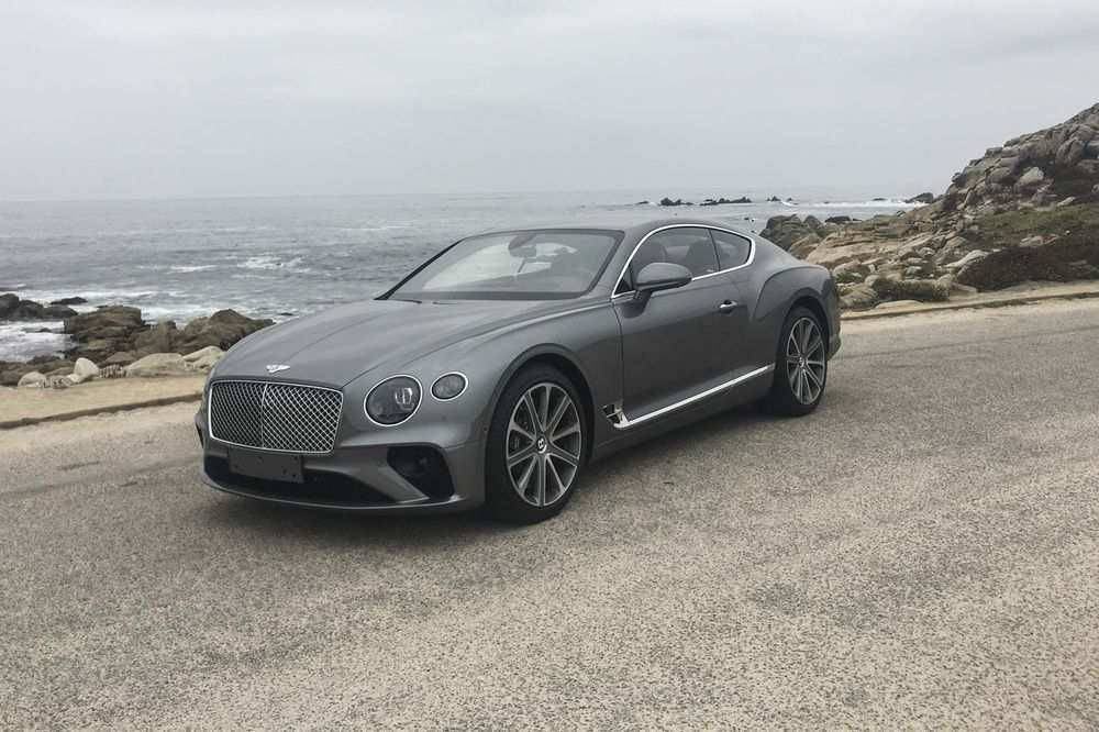 44 Best Review 2019 Bentley Continental Prices with 2019 Bentley Continental