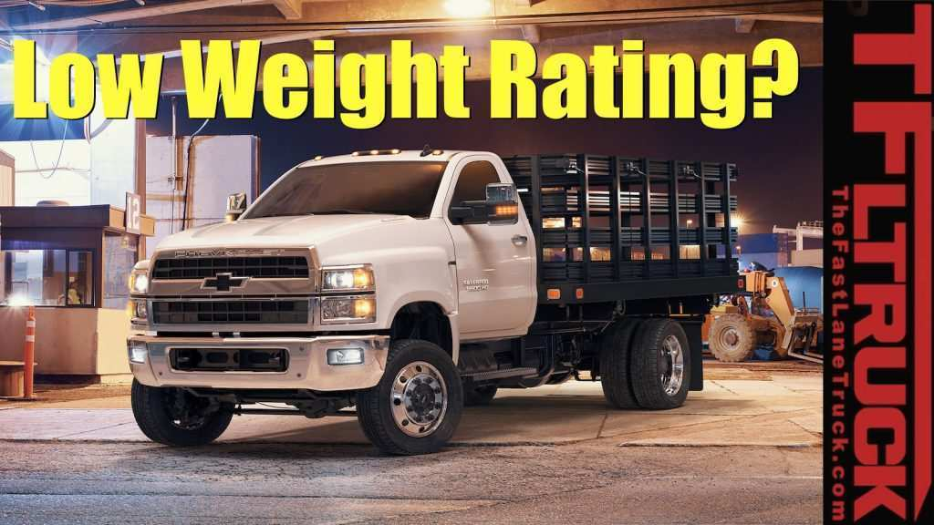 44 Best Review 2019 Chevrolet Heavy Duty Trucks Release with 2019 Chevrolet Heavy Duty Trucks