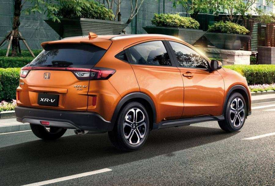 44 Best Review 2019 Honda Hrv Changes Concept by 2019 Honda Hrv Changes