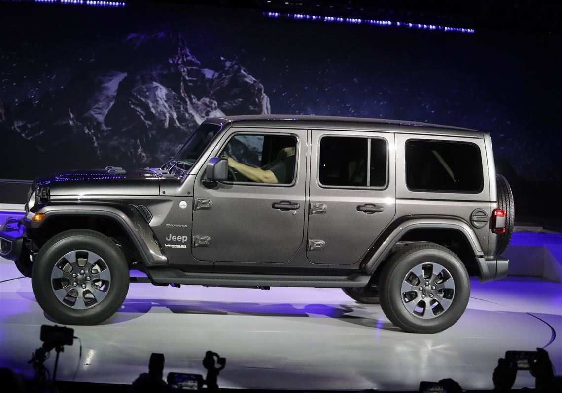 44 Best Review 2019 Jeep Wrangler Auto Show Performance for 2019 Jeep Wrangler Auto Show
