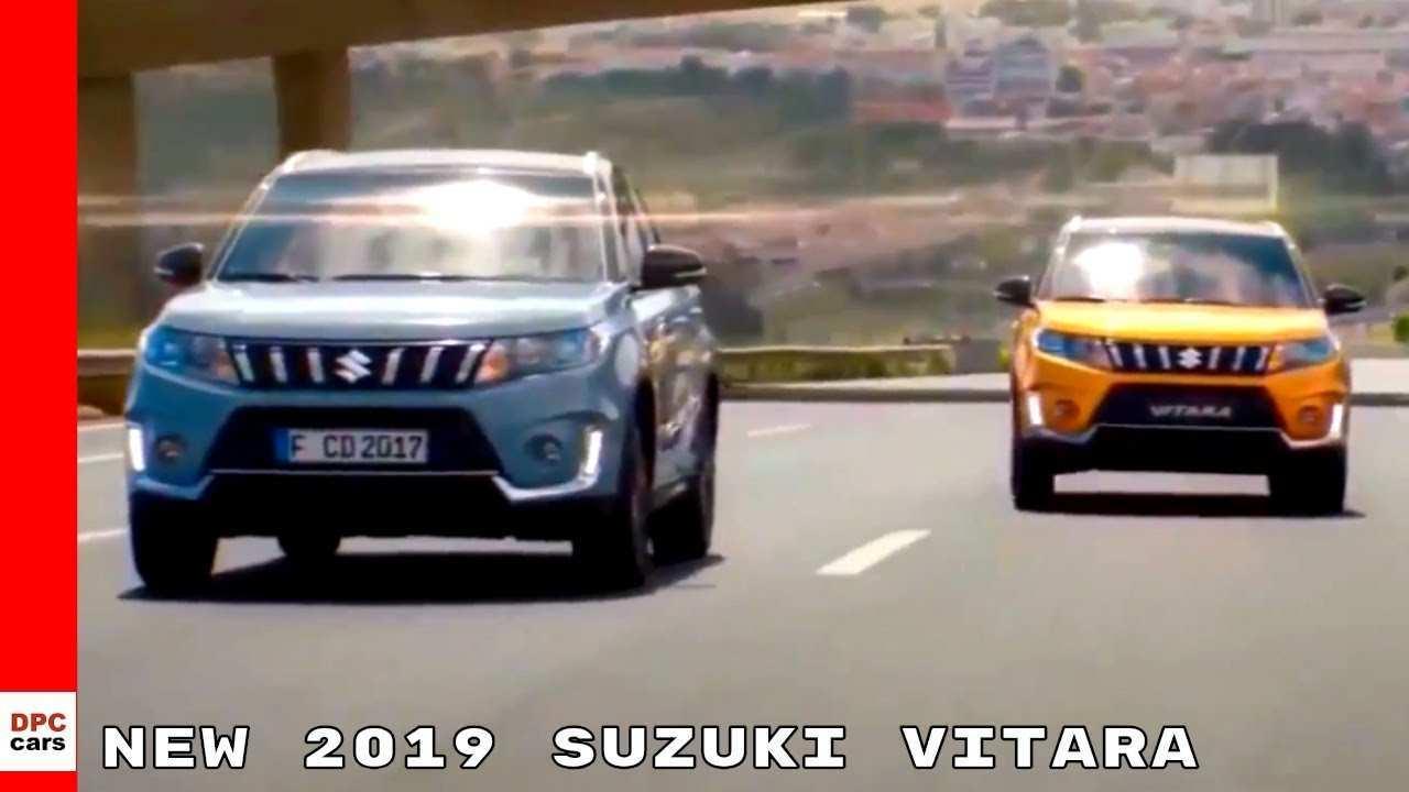 44 Best Review 2019 Suzuki Suv Rumors by 2019 Suzuki Suv
