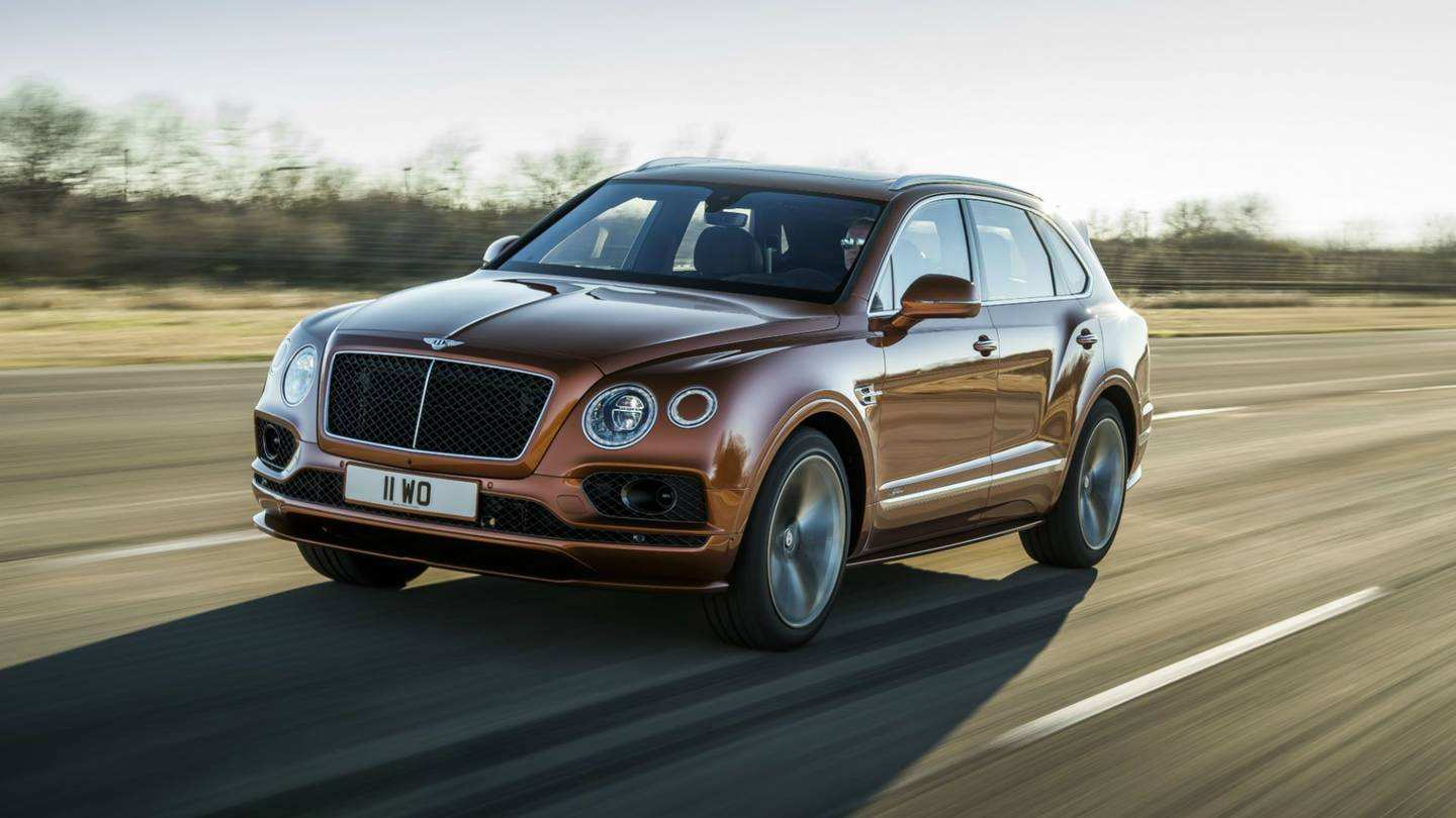 44 Best Review 2020 Bentley Suv Reviews with 2020 Bentley Suv