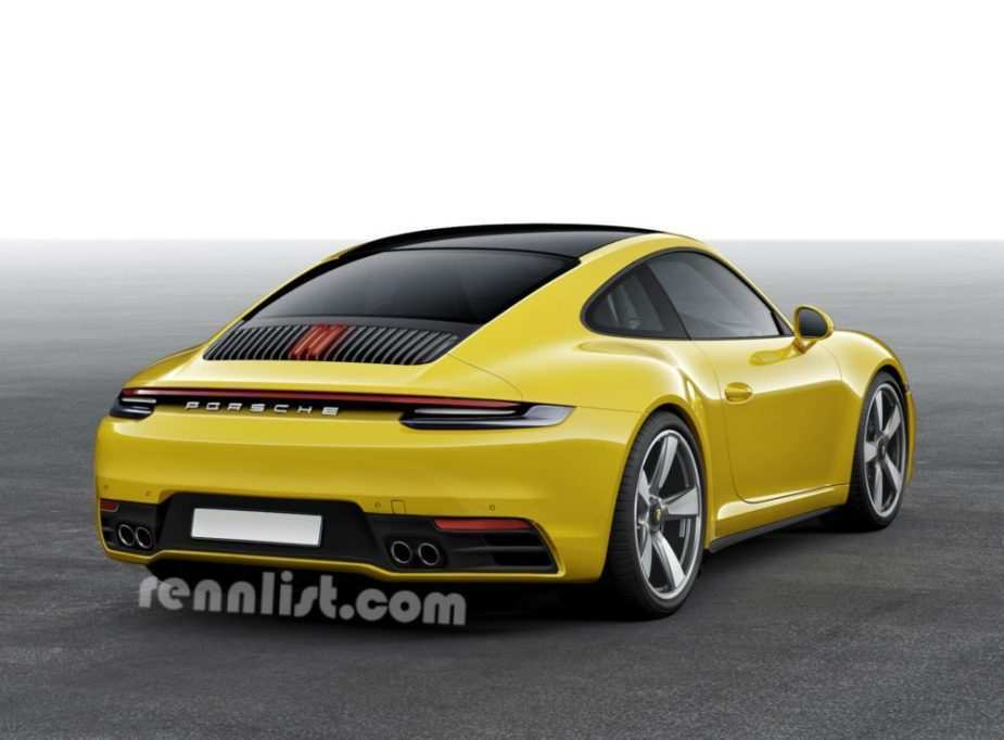 44 Best Review 2020 Porsche 992 Rumors for 2020 Porsche 992