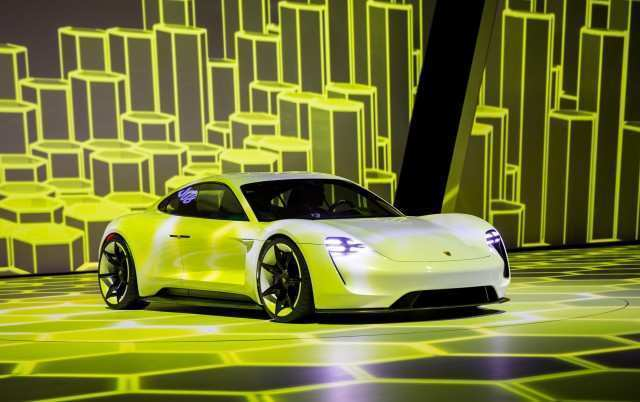 44 Best Review 2020 Porsche Mission E Engine for 2020 Porsche Mission E