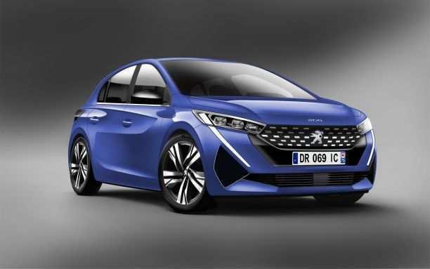44 Best Review Nouveautes Peugeot 2020 Redesign with Nouveautes Peugeot 2020