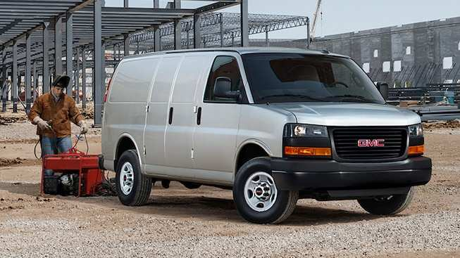44 Concept of 2019 Gmc Van New Review for 2019 Gmc Van