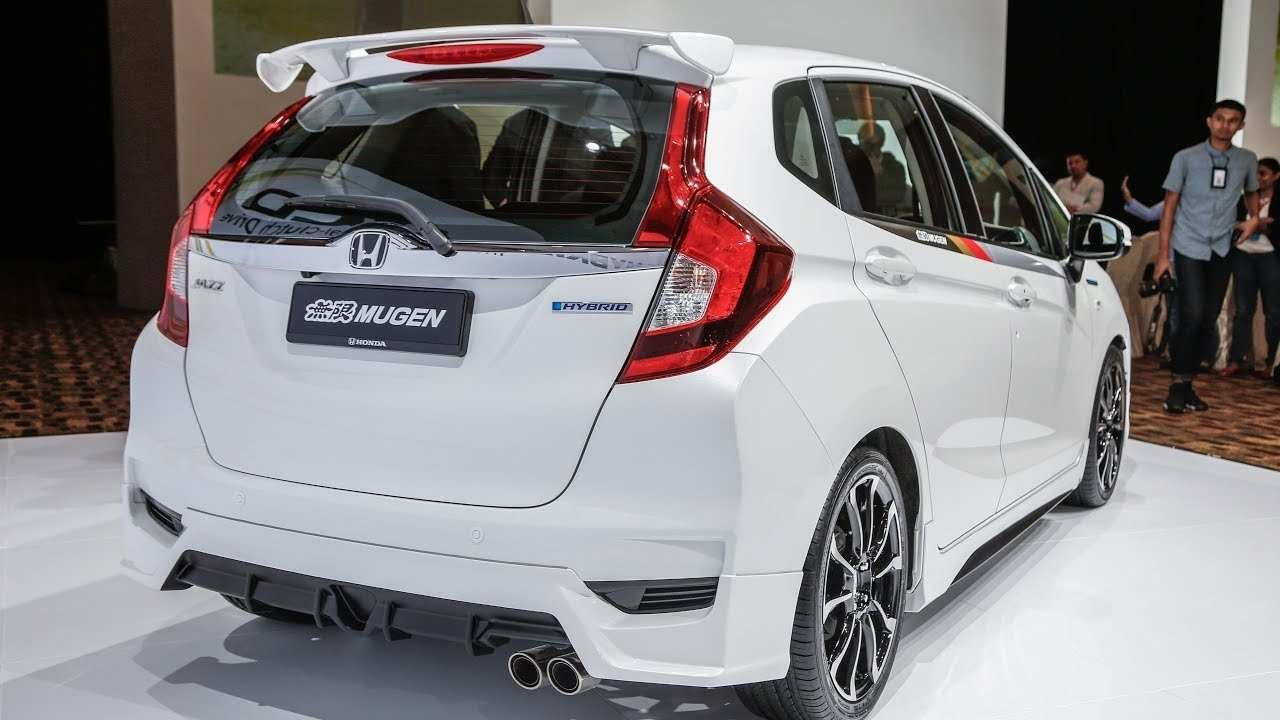 44 Concept of 2019 Honda Jazz Review Concept by 2019 Honda Jazz Review