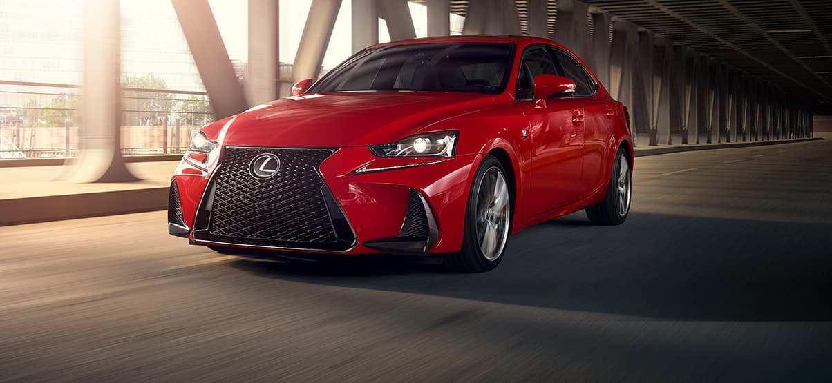 44 Concept of 2019 Lexus Is Speed Test with 2019 Lexus Is
