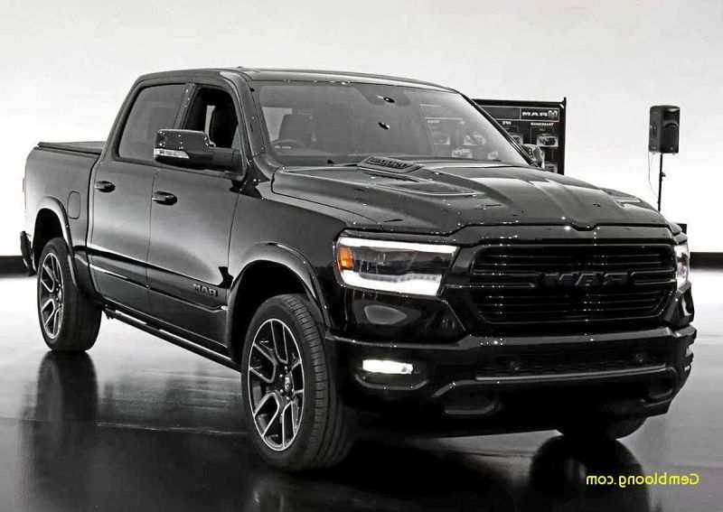 44 Concept of 2020 Dodge Ram Review with 2020 Dodge Ram