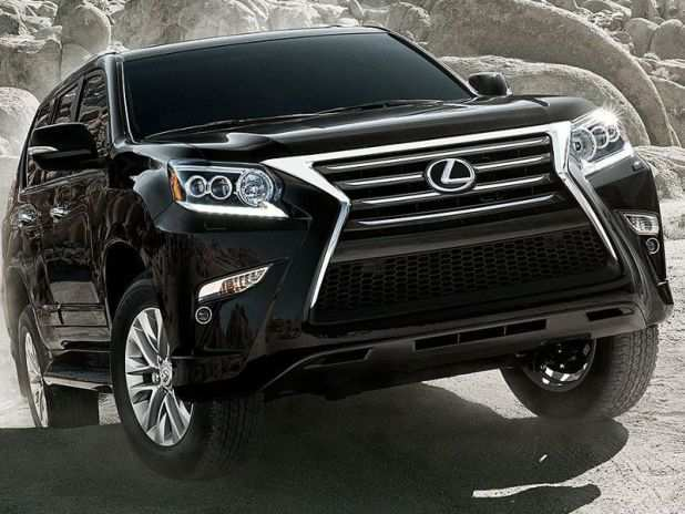 44 Concept of 2020 Lexus Gx 460 Redesign Style by 2020 Lexus Gx 460 Redesign