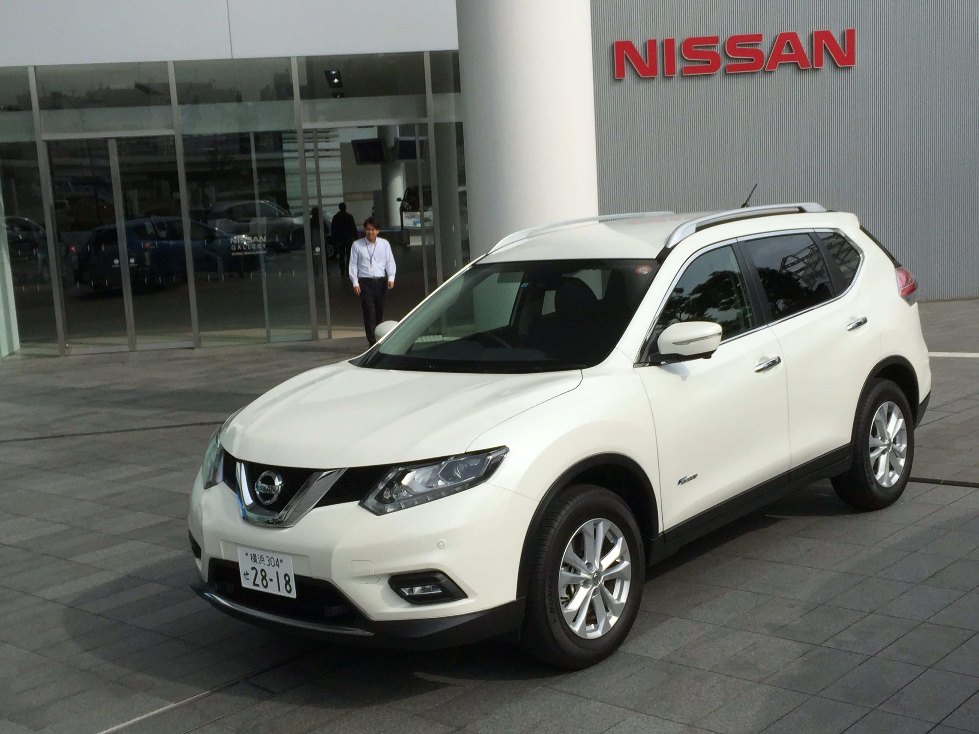 44 Concept of 2020 Nissan X Trail Model by 2020 Nissan X Trail