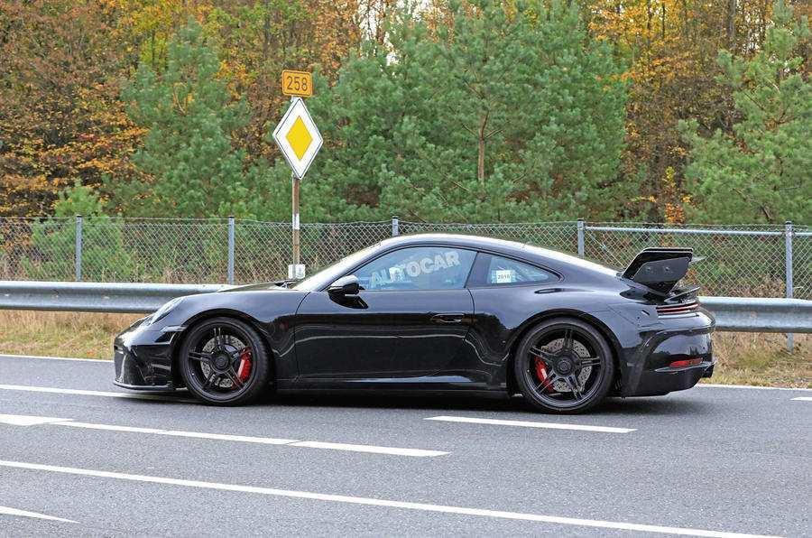 44 Concept of 2020 Porsche 911 Gt3 Release Date for 2020 Porsche 911 Gt3