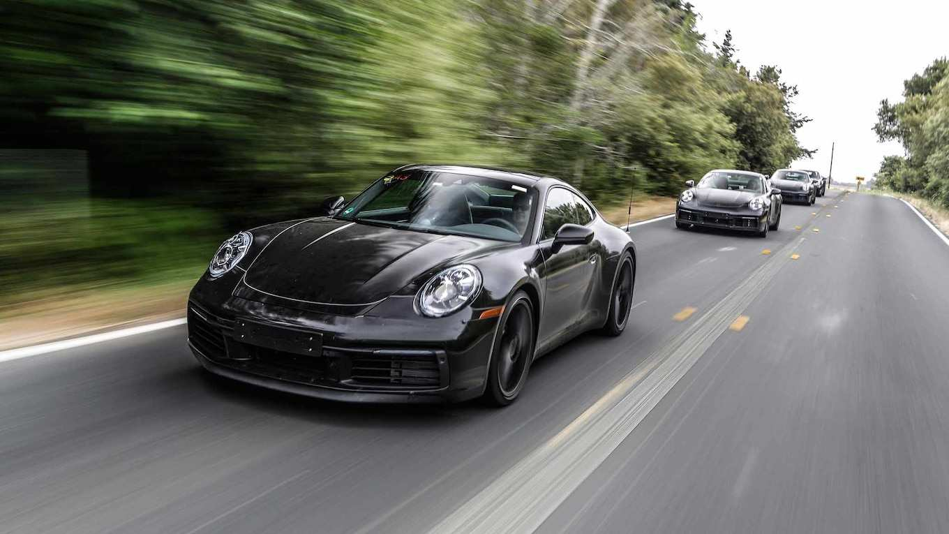 44 Concept of 2020 Porsche 992 Pricing for 2020 Porsche 992