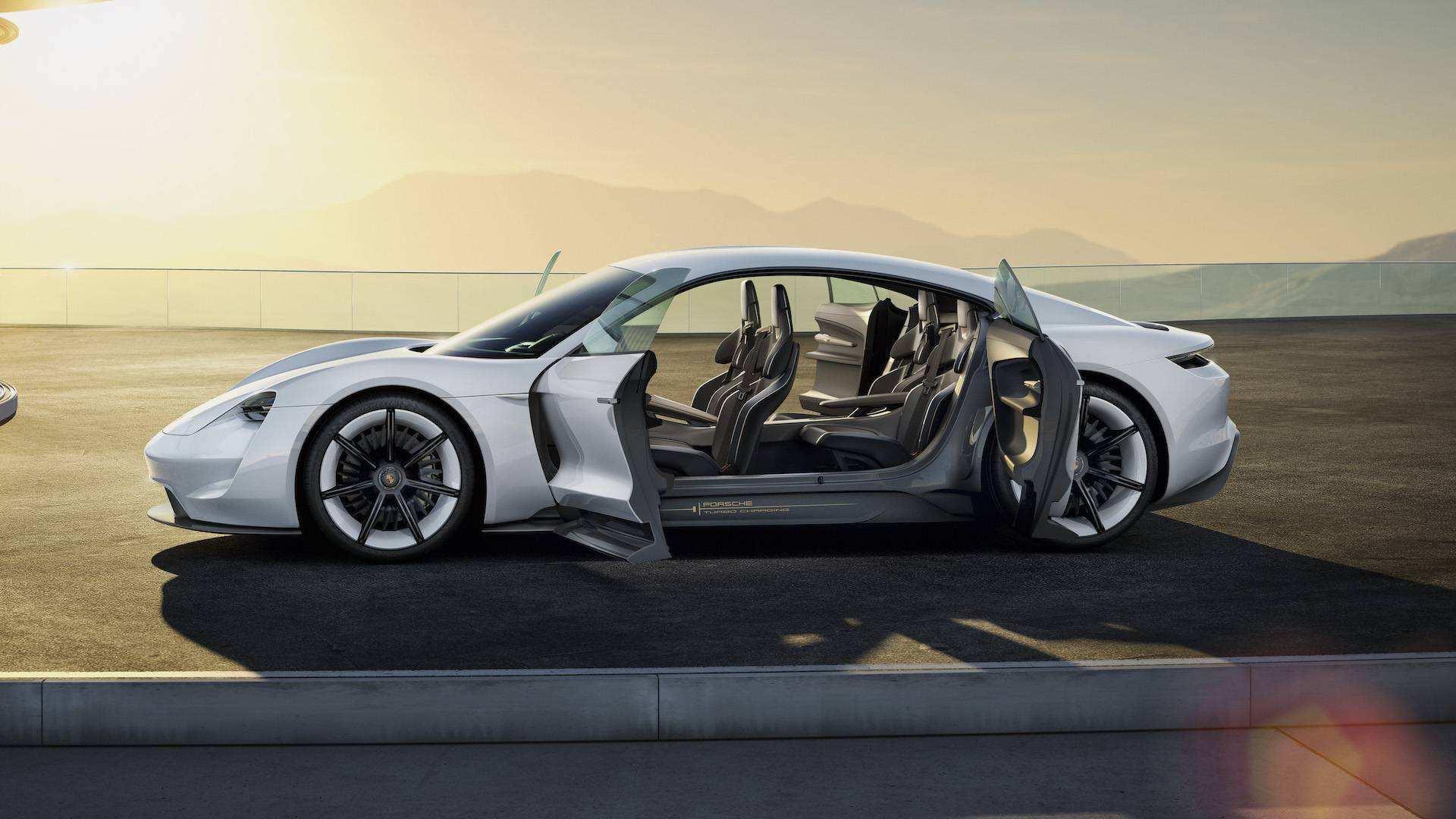 44 Concept of 2020 Porsche Taycan Images with 2020 Porsche Taycan