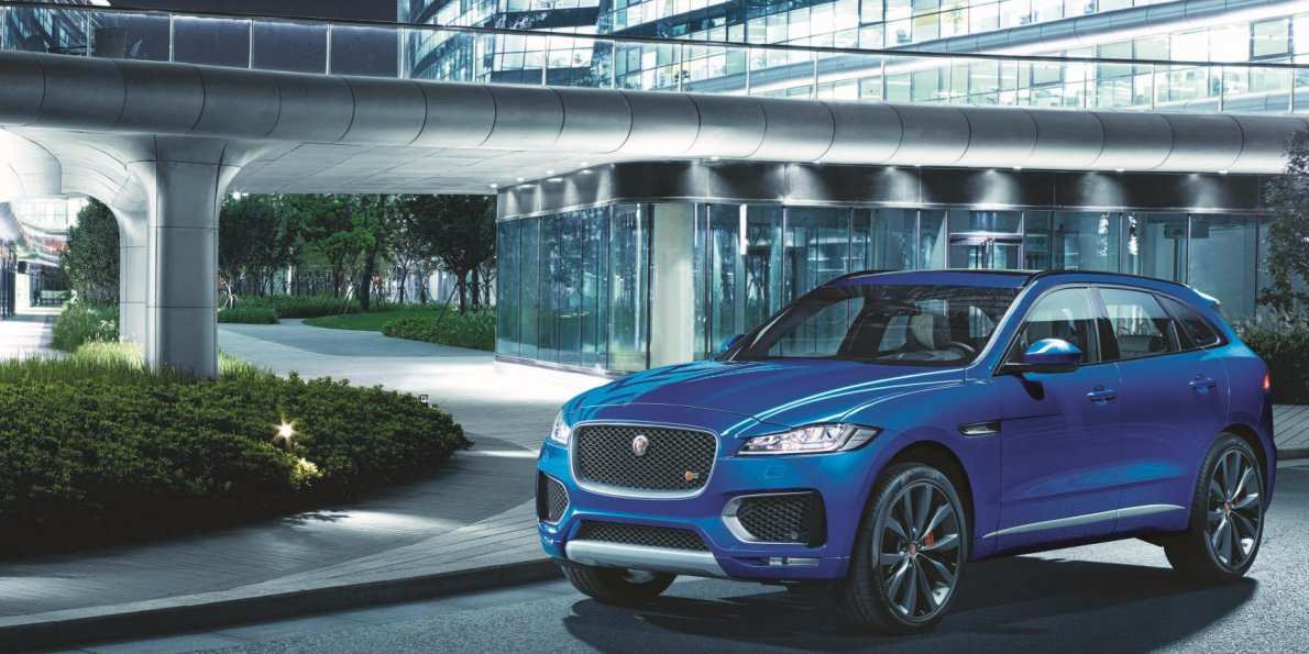 44 Concept of Jaguar Land Rover 2020 Spy Shoot for Jaguar Land Rover 2020