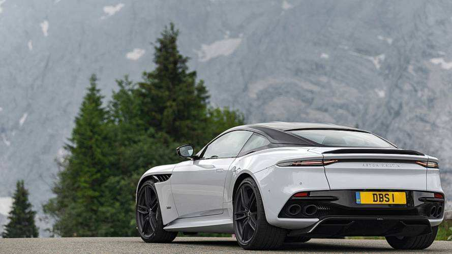 44 Gallery of 2019 Aston Dbs Release Date for 2019 Aston Dbs