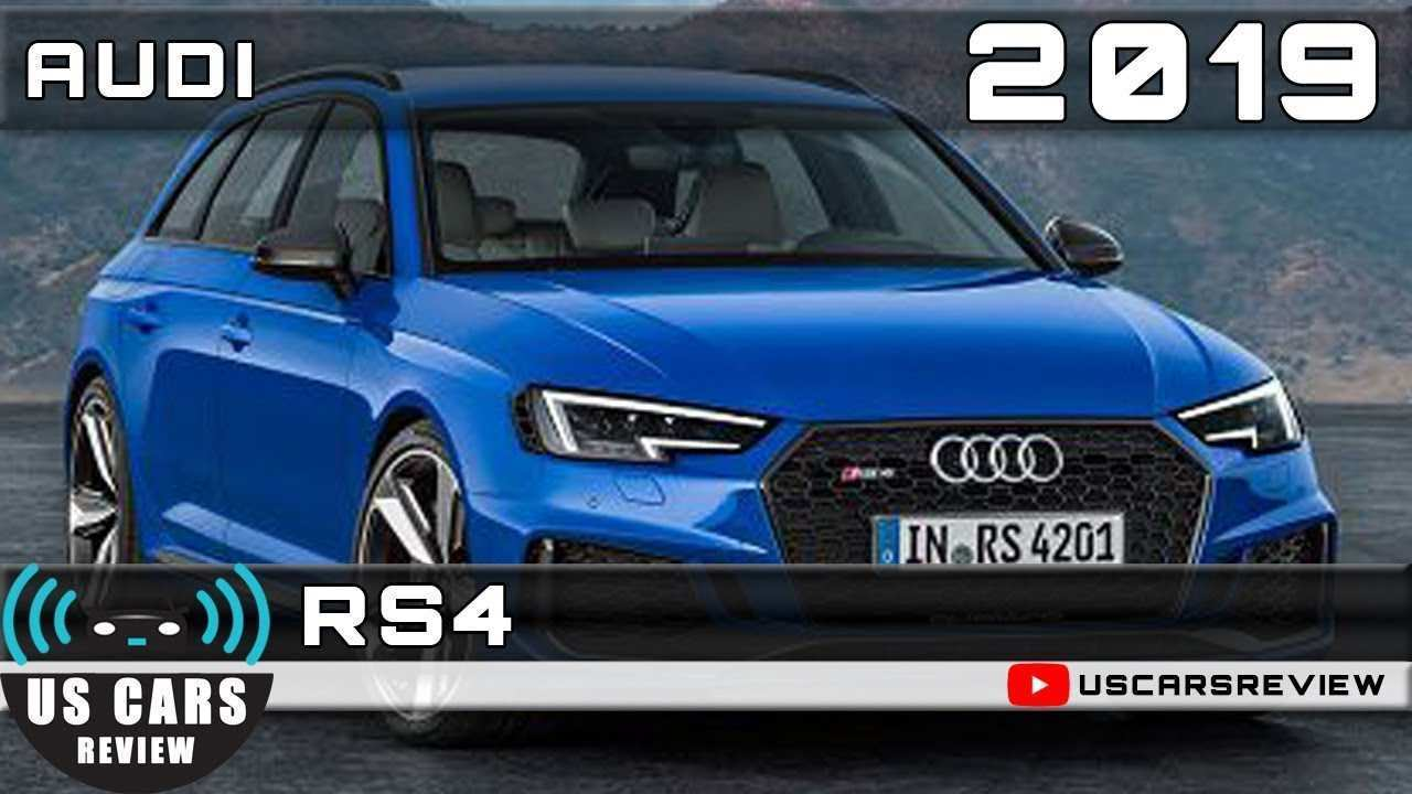 44 Gallery of 2019 Audi Rs4 Usa Review with 2019 Audi Rs4 Usa