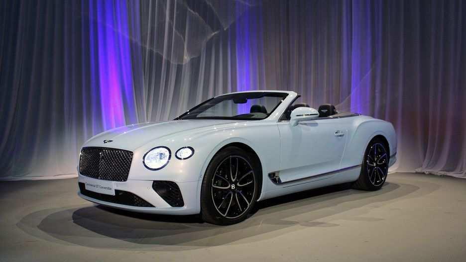 44 Gallery of 2019 Bentley Continental Model for 2019 Bentley Continental