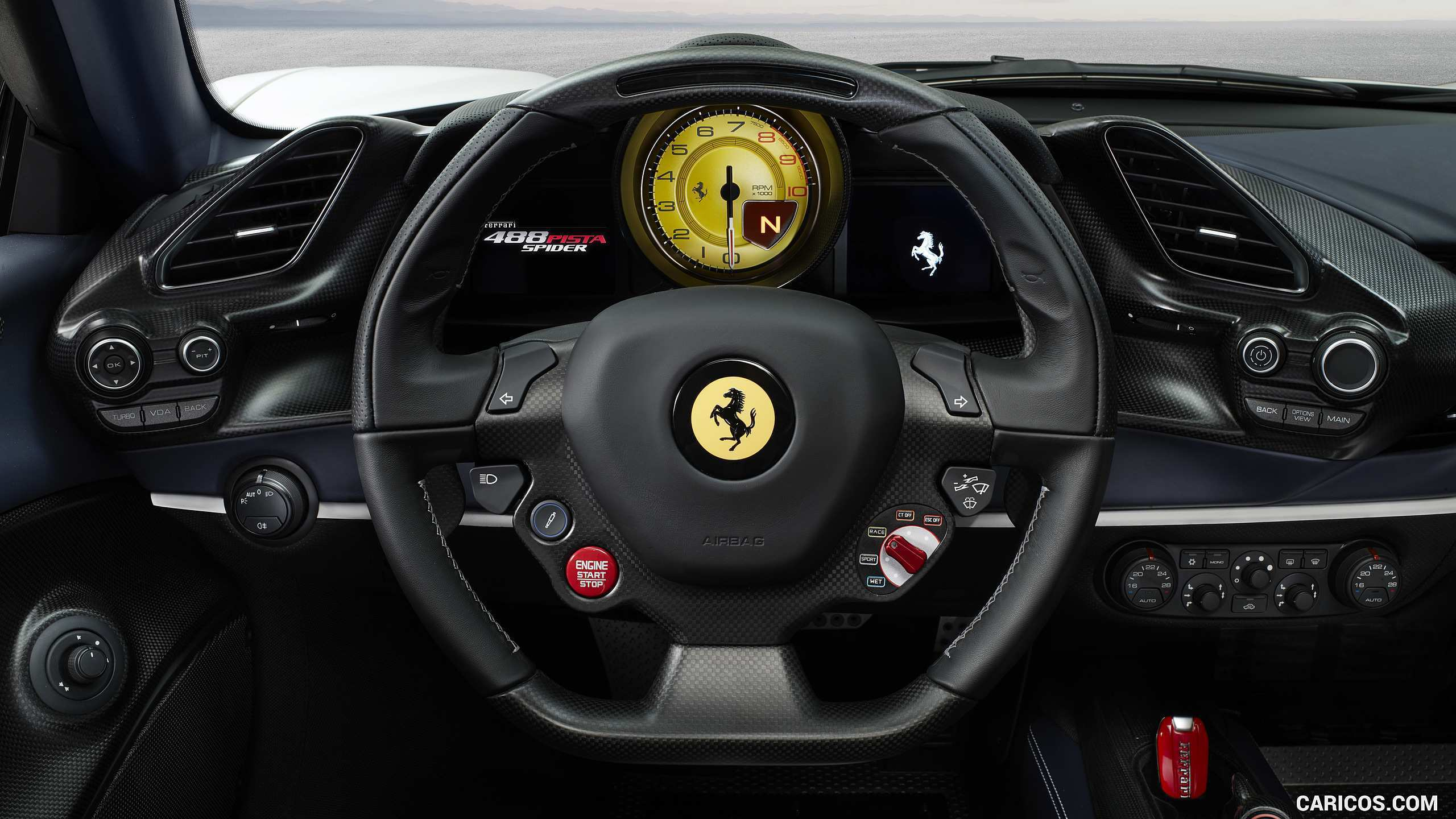 44 Gallery of 2019 Ferrari Interior Redesign for 2019 Ferrari Interior