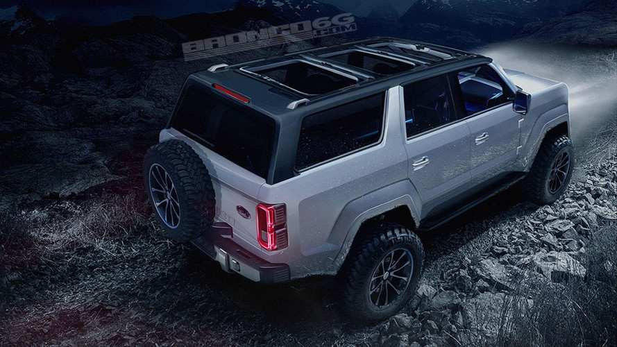 44 Gallery of 2019 Ford Bronco Convertible Wallpaper for 2019 Ford Bronco Convertible