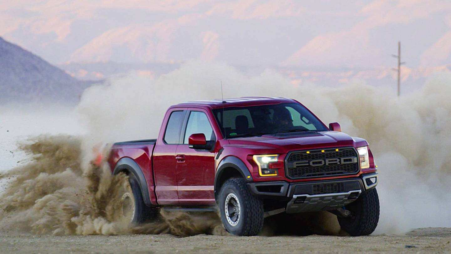 44 Gallery of 2019 Ford Raptor Speed Test with 2019 Ford Raptor