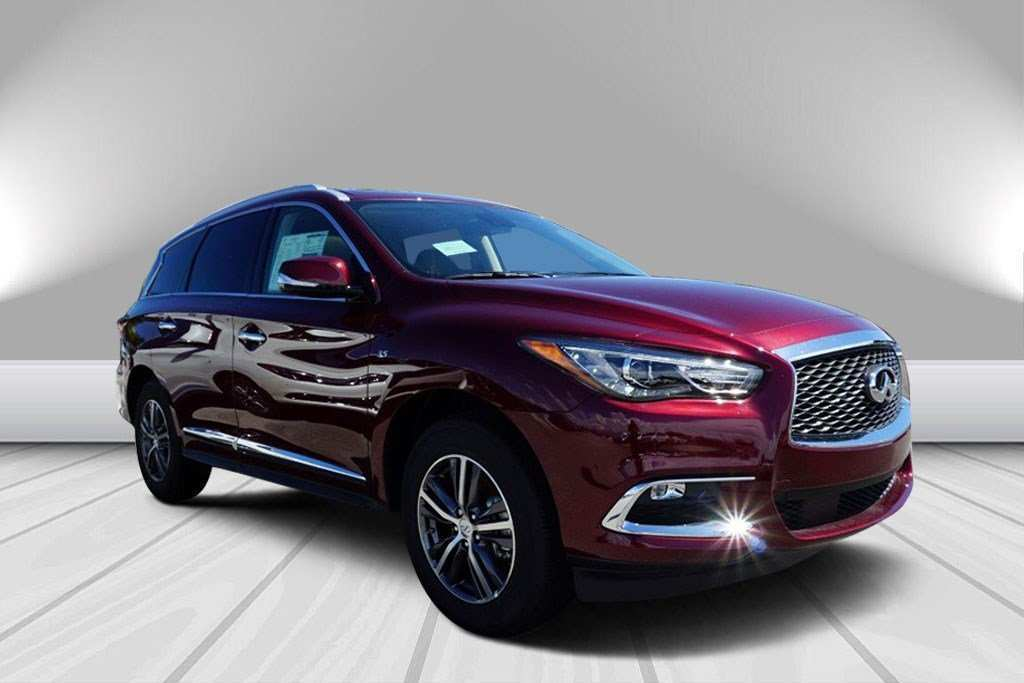 44 Gallery of 2019 Infiniti Crossover Release Date for 2019 Infiniti Crossover