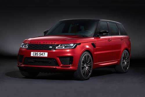44 Gallery of 2019 Land Rover Svr Style with 2019 Land Rover Svr