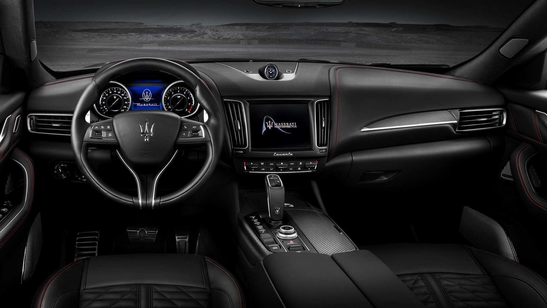 44 Gallery of 2019 Maserati Suv Pictures for 2019 Maserati Suv