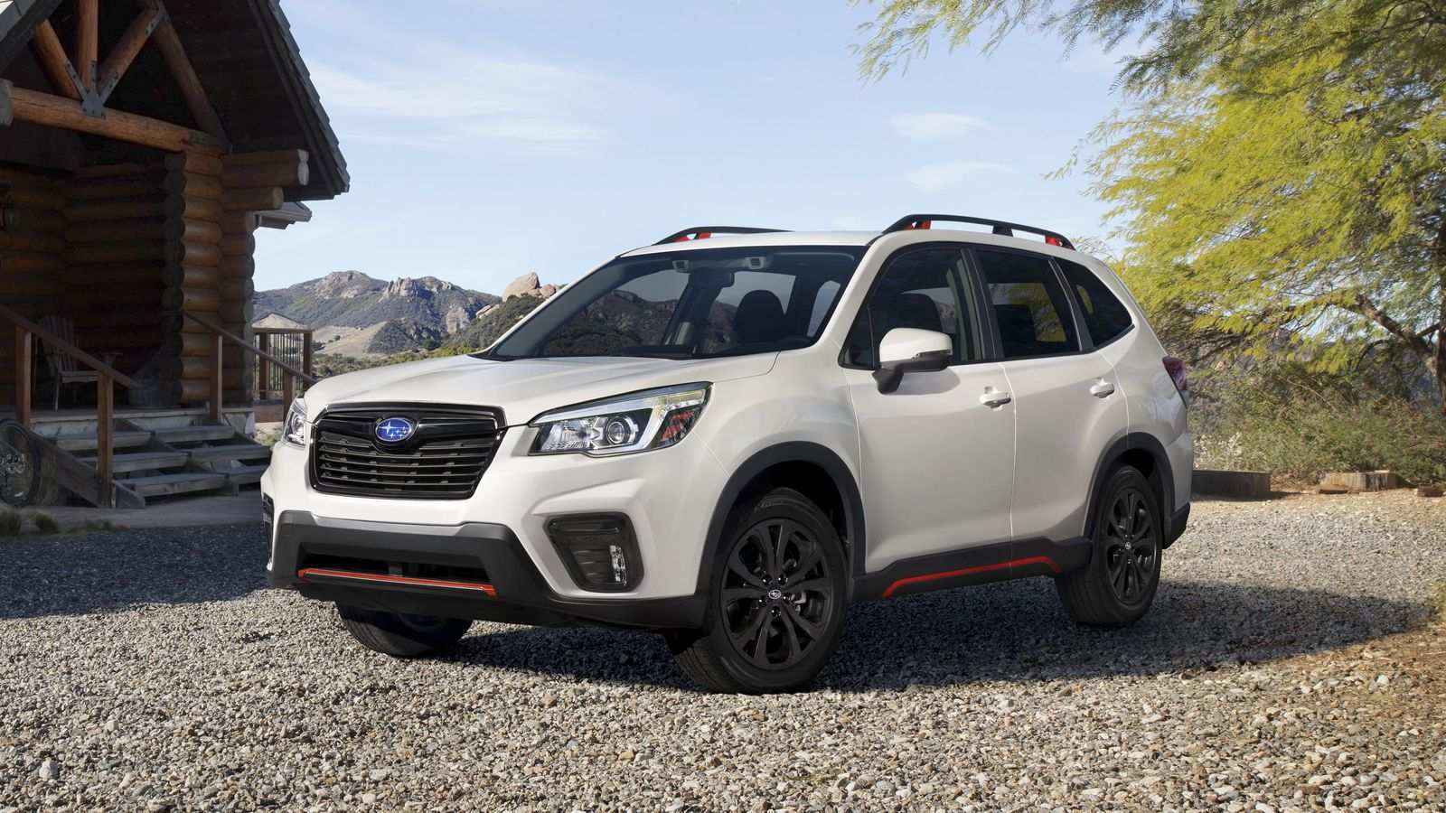 44 Gallery of 2019 Subaru Forester Sport Overview with 2019 Subaru Forester Sport