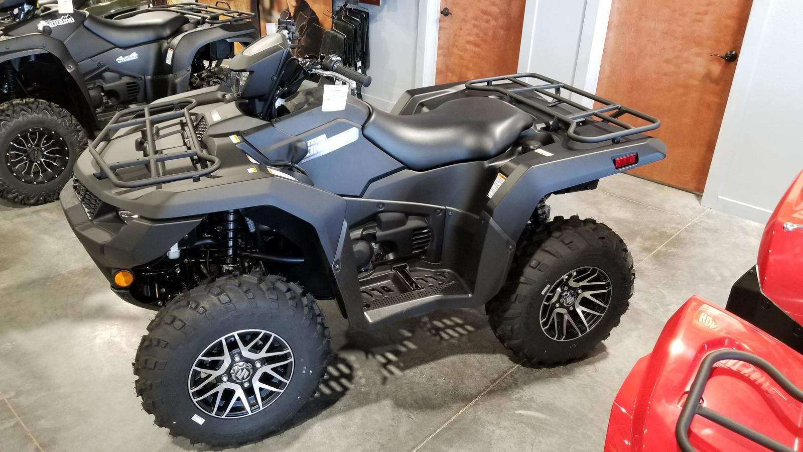 44 Gallery of 2019 Suzuki 750 King Quad Specs and Review with 2019 Suzuki 750 King Quad
