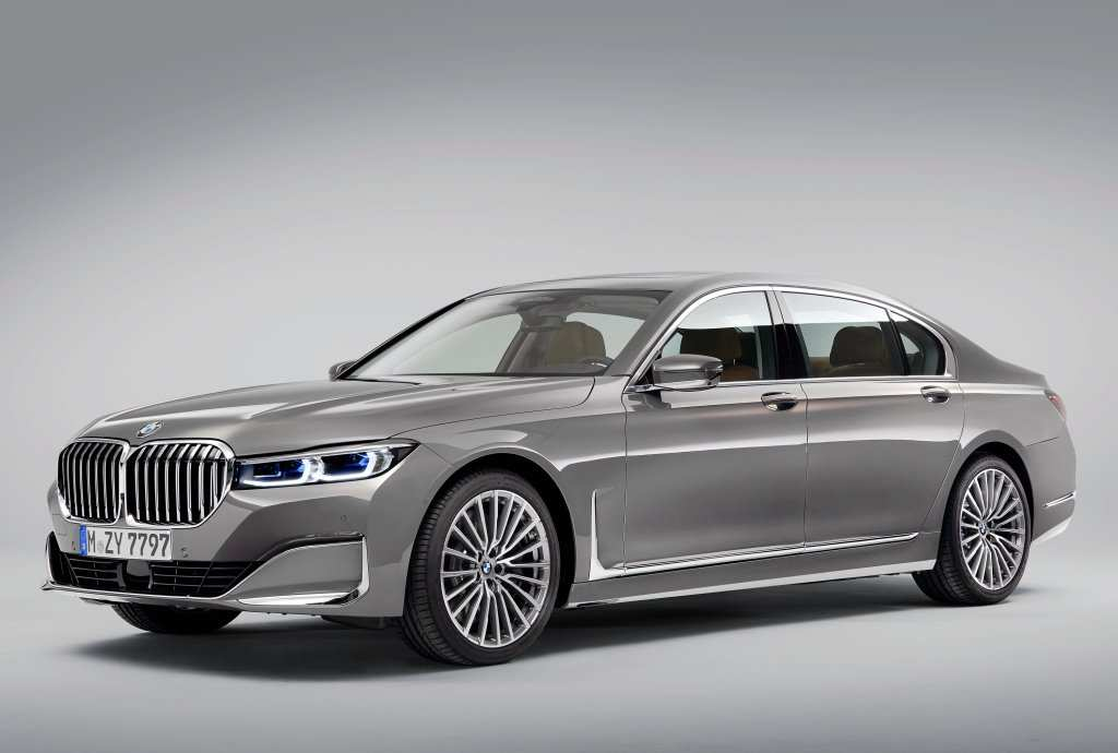 44 Gallery of 2020 Bmw 760Li Model with 2020 Bmw 760Li