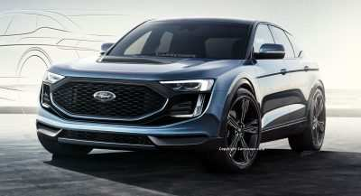 44 Gallery of 2020 Ford Crossover Price by 2020 Ford Crossover