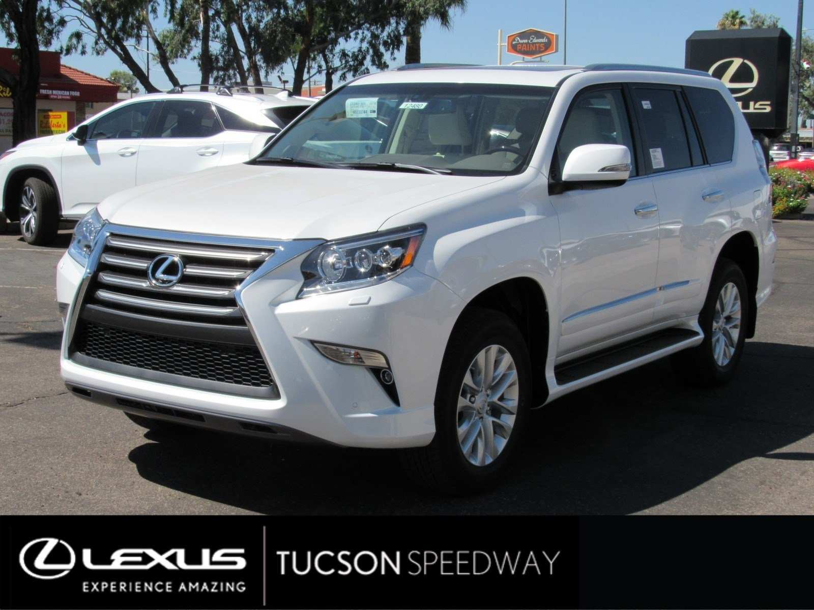 44 Gallery of New 2019 Lexus Gx Ratings by New 2019 Lexus Gx