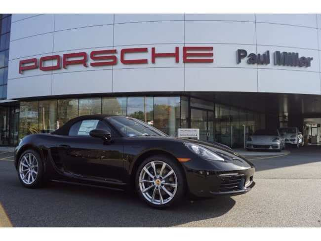 44 Gallery of Porsche Boxster 2019 Research New with Porsche Boxster 2019