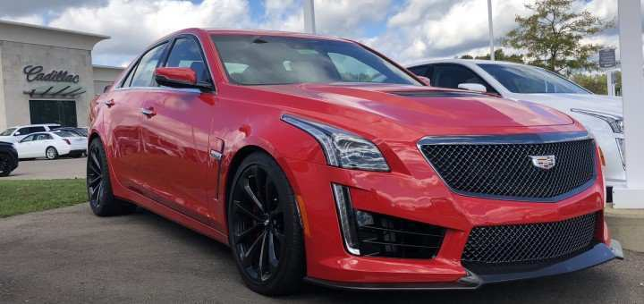 44 Great 2019 Cts V Spesification with 2019 Cts V