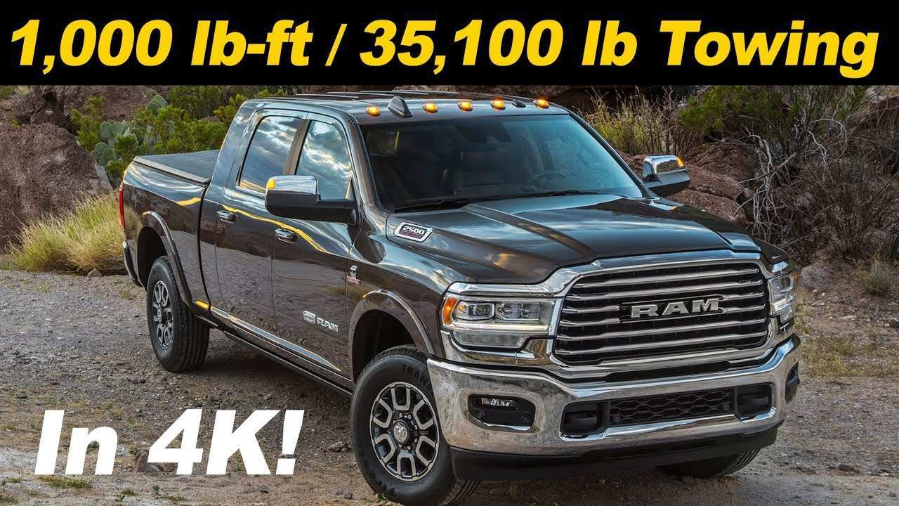44 Great 2019 Dodge 2500 Diesel Research New for 2019 Dodge 2500 Diesel