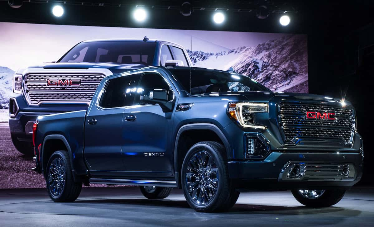 44 Great 2019 Gmc Sierra Release Date Spy Shoot for 2019 Gmc Sierra Release Date