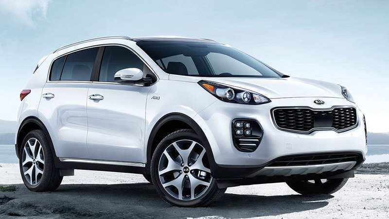44 Great 2019 Kia Sportage Redesign by 2019 Kia Sportage