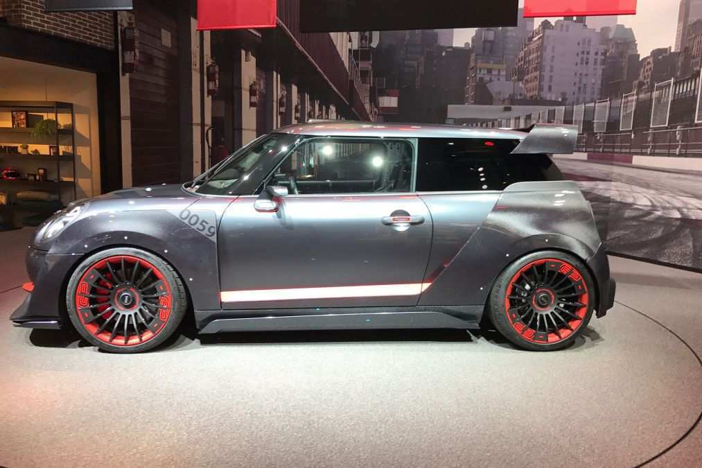 44 Great 2019 Mini Jcw Gp Spesification with 2019 Mini Jcw Gp