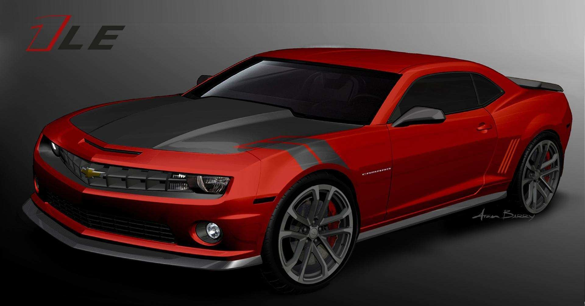 44 Great 2020 Chevrolet Camaro Ss History for 2020 Chevrolet Camaro Ss
