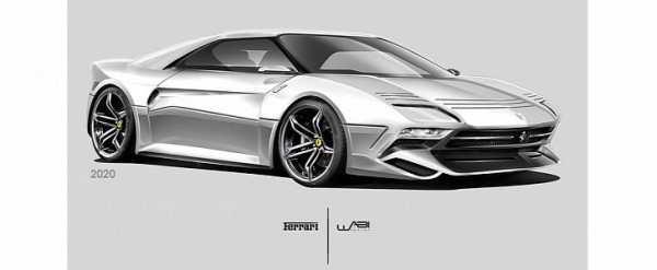 44 Great 2020 Ferrari 288 Gto New Review by 2020 Ferrari 288 Gto