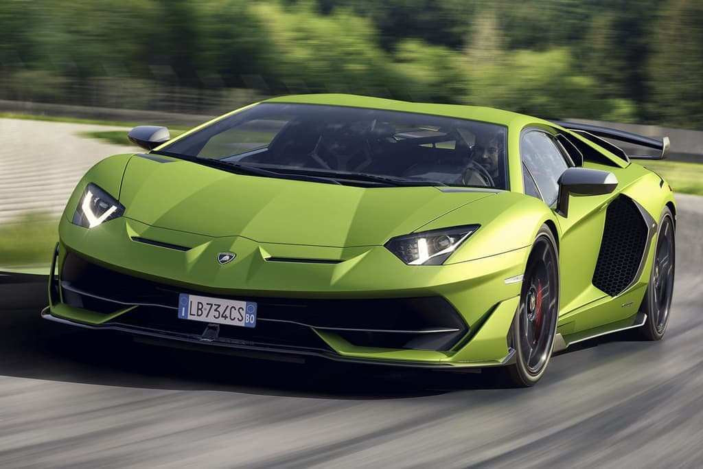 44 Great 2020 Lamborghini Svj Exterior and Interior by 2020 Lamborghini Svj