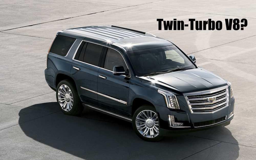 44 Great New 2020 Cadillac Escalade Exterior for New 2020 Cadillac Escalade