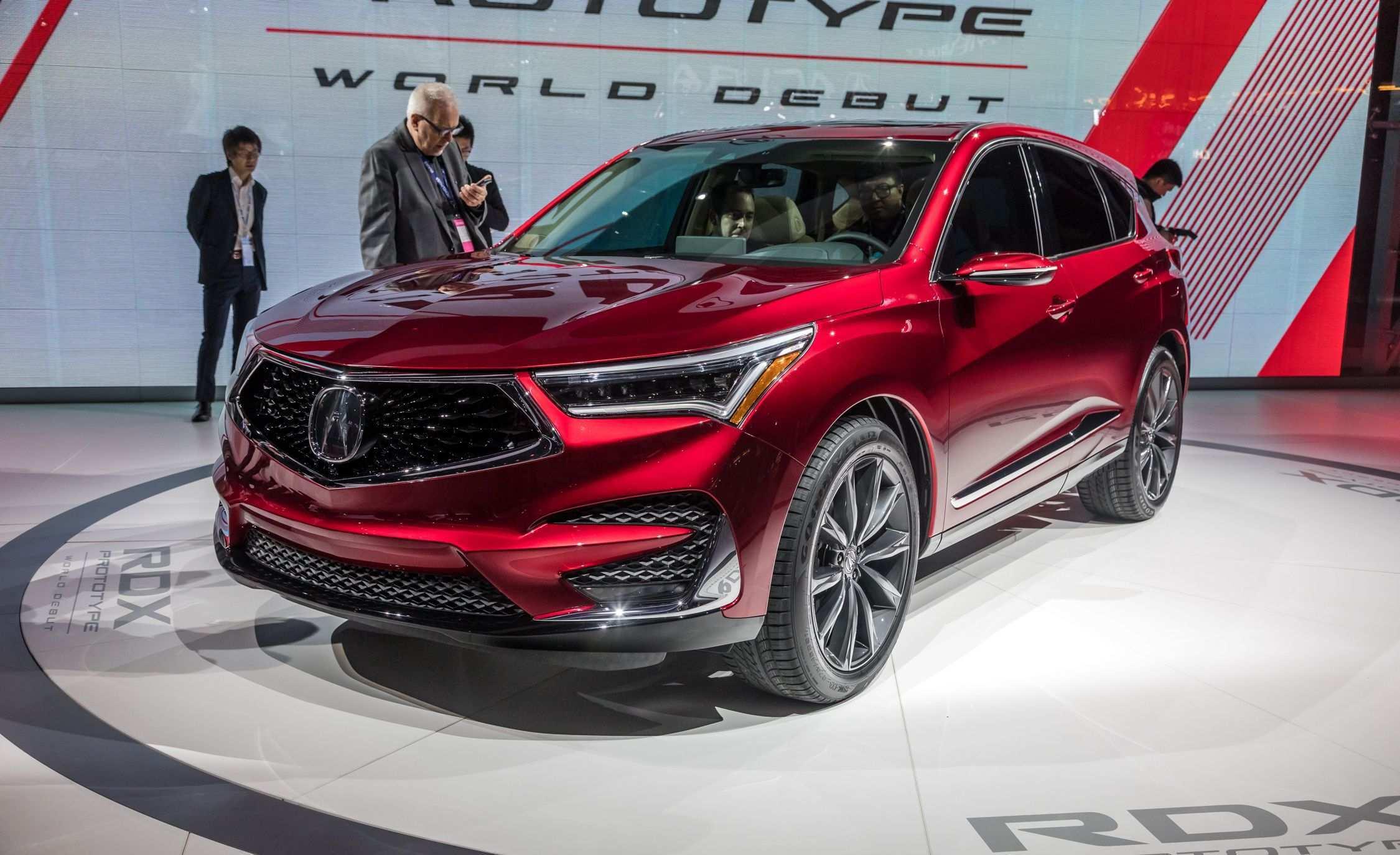 44 New 2019 Acura Rdx Hybrid Concept by 2019 Acura Rdx Hybrid