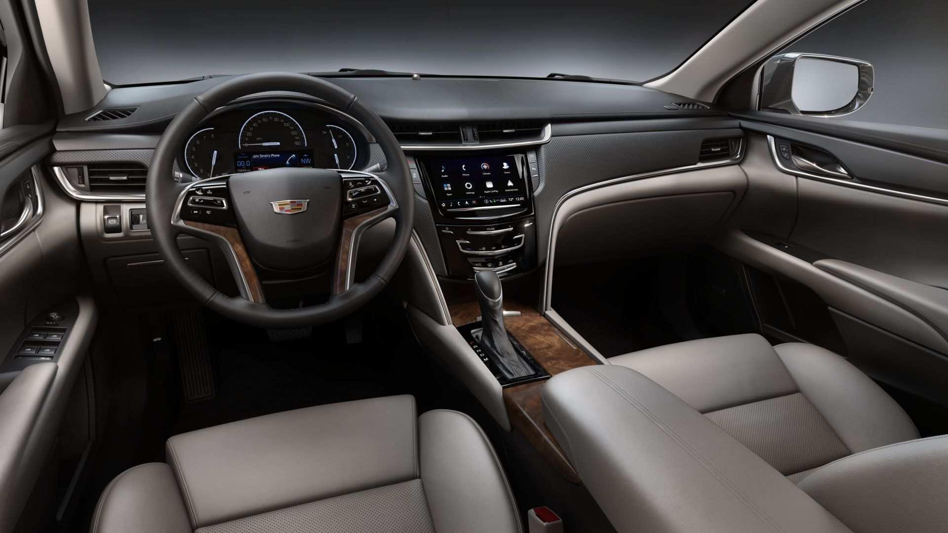 44 New 2019 Cadillac Interior Images with 2019 Cadillac Interior